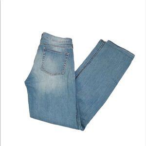J. Crew Women Straight Leg Jeans